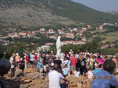 medjugorje-madonna-statua