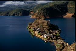 Lige Village, Lugu Lake