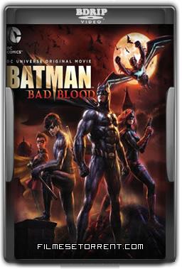 Batman - Bad Blood Torrent Dublado