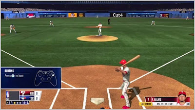 R.B.I. Baseball 15 - CODEX