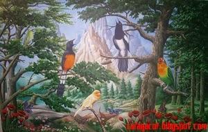 Rawatan Burung Lomba