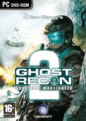 Tom Clancy's Ghost Recon: Advanced Warfighter 2 HD Cover