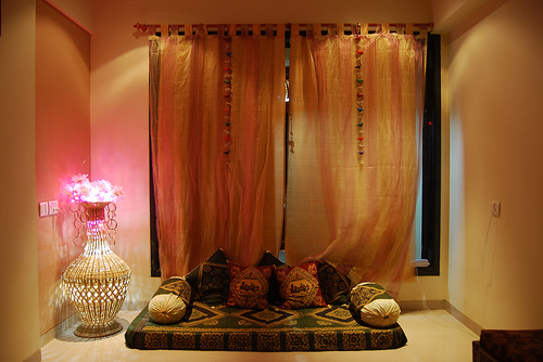 Easy home decor ideas home decoration this diwali for Home decorations ideas for diwali