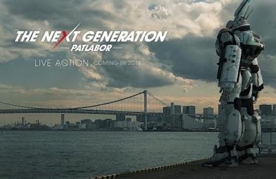 Anime Patlabor Akan Dibuatkan Versi Live Action pada 2014