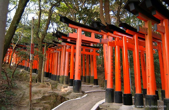 MUNDO JAPON: KYOTO:FUSHIMI INARI