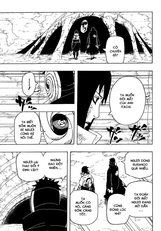 Naruto chap 487 Trang 7 - Mangak.info