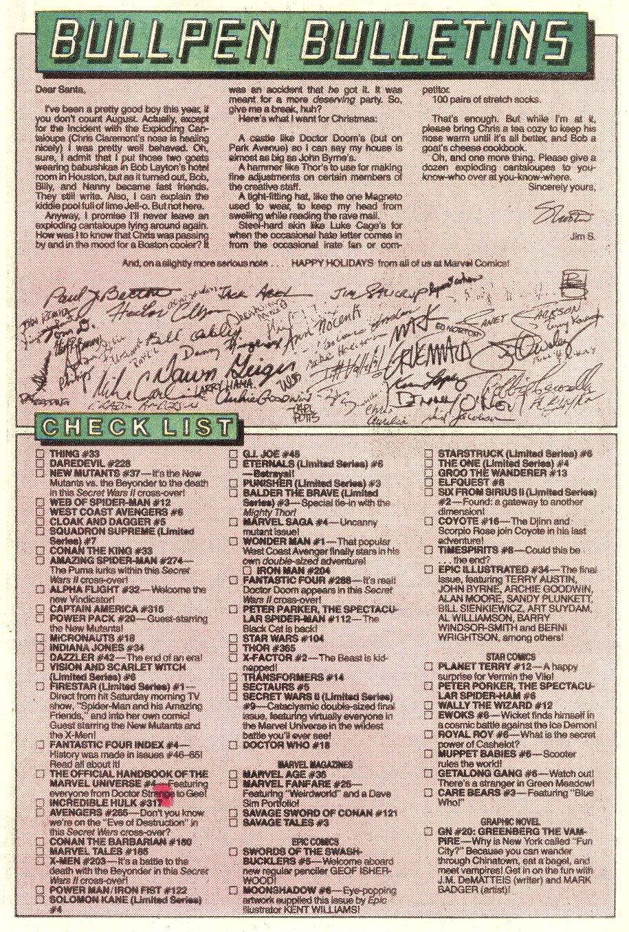 Conan the Barbarian (1970) Issue #181 #193 - English 22