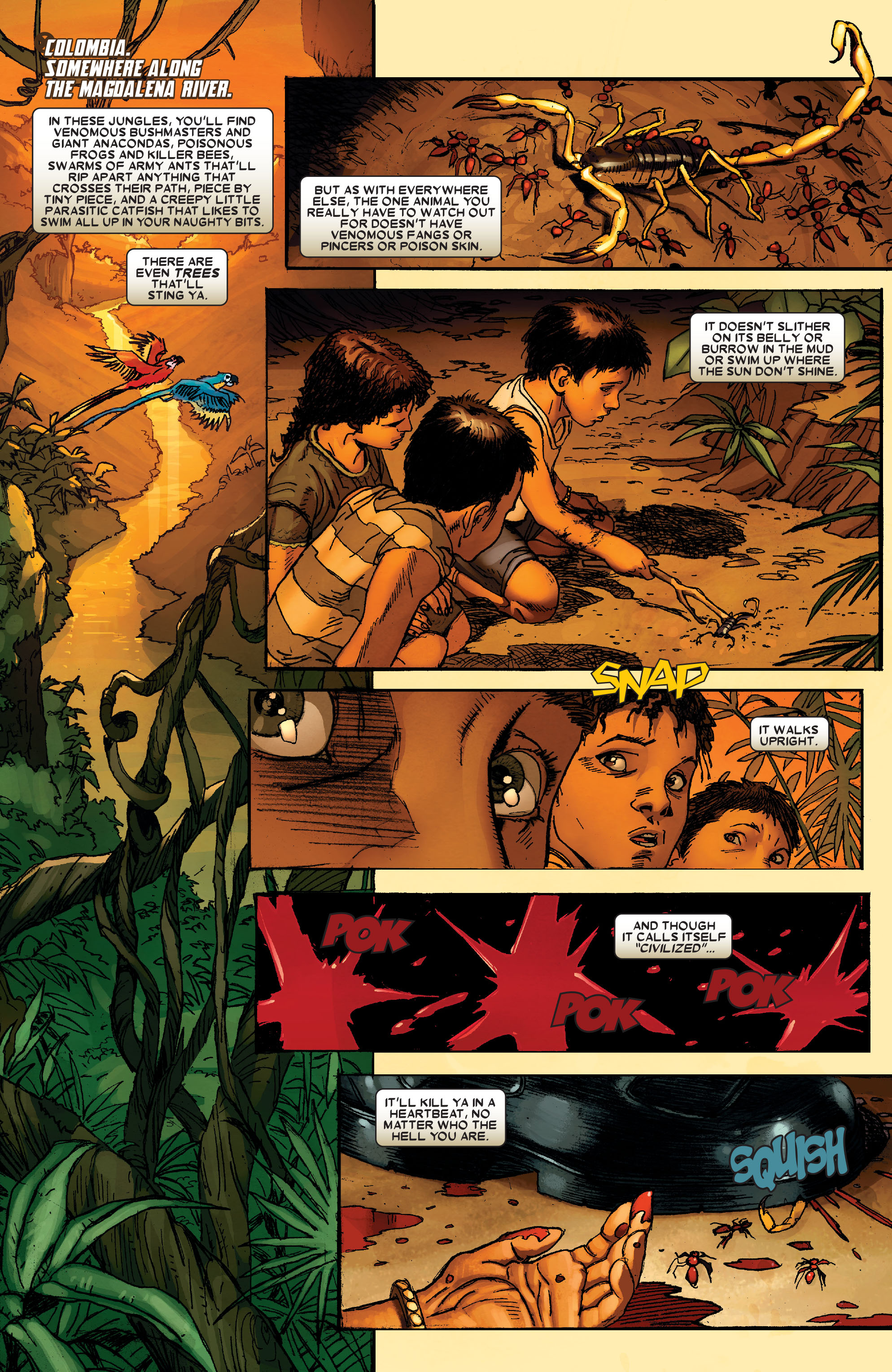 Wolverine: Weapon X #1 #16 - English 3