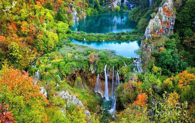 Danau Plit Vice kroasia
