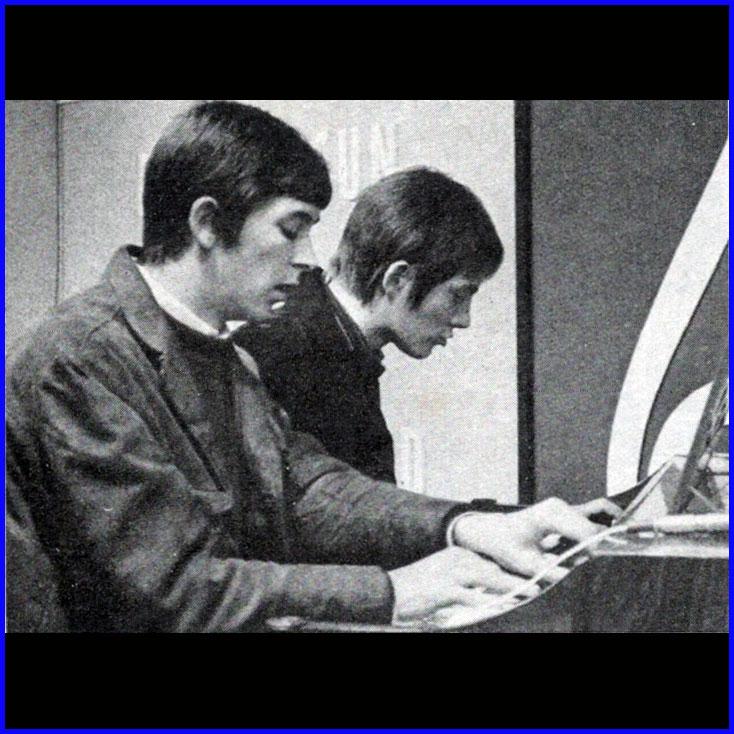 Magic Mac: Organ Donors: Ian McLagan & Steve Marriott
