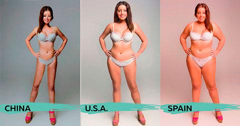 Mujeres modelo