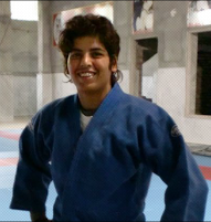 Garima Chaudhary Indian Judoka
