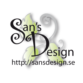 San's Design - Startsida