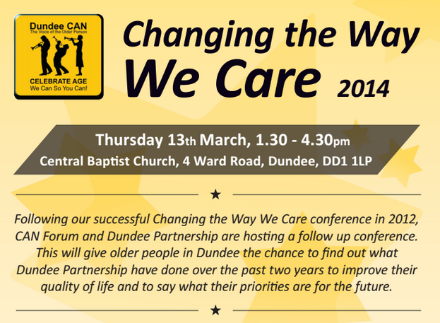Changing the Way We Care 2014