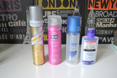 September Empties! Haircare
