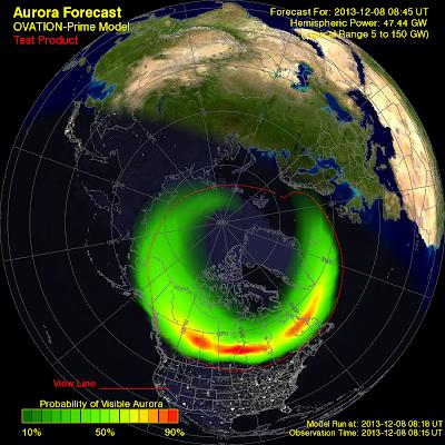 COMPORTAMIENTO SOLAR (2ª PARTE) Aurora_Map_N+dec+8+2013