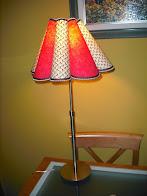 Mi nueva Lámpara para el salón de casa