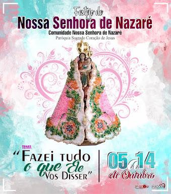 Festejo de Nossa Senhora de Nazaré