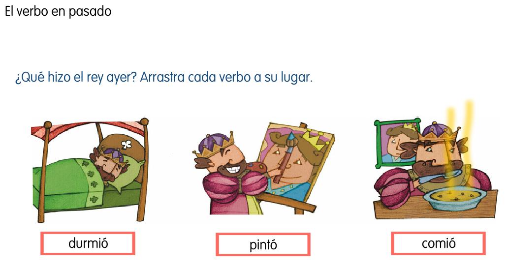 http://www.primerodecarlos.com/SEGUNDO_PRIMARIA/marzo/Unidad1_3/actividades/lengua_sant_ana/verbo_pasado.swf