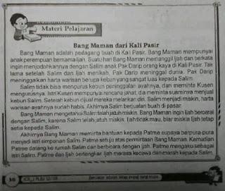 Cerita Bang Maman Kali Pasir