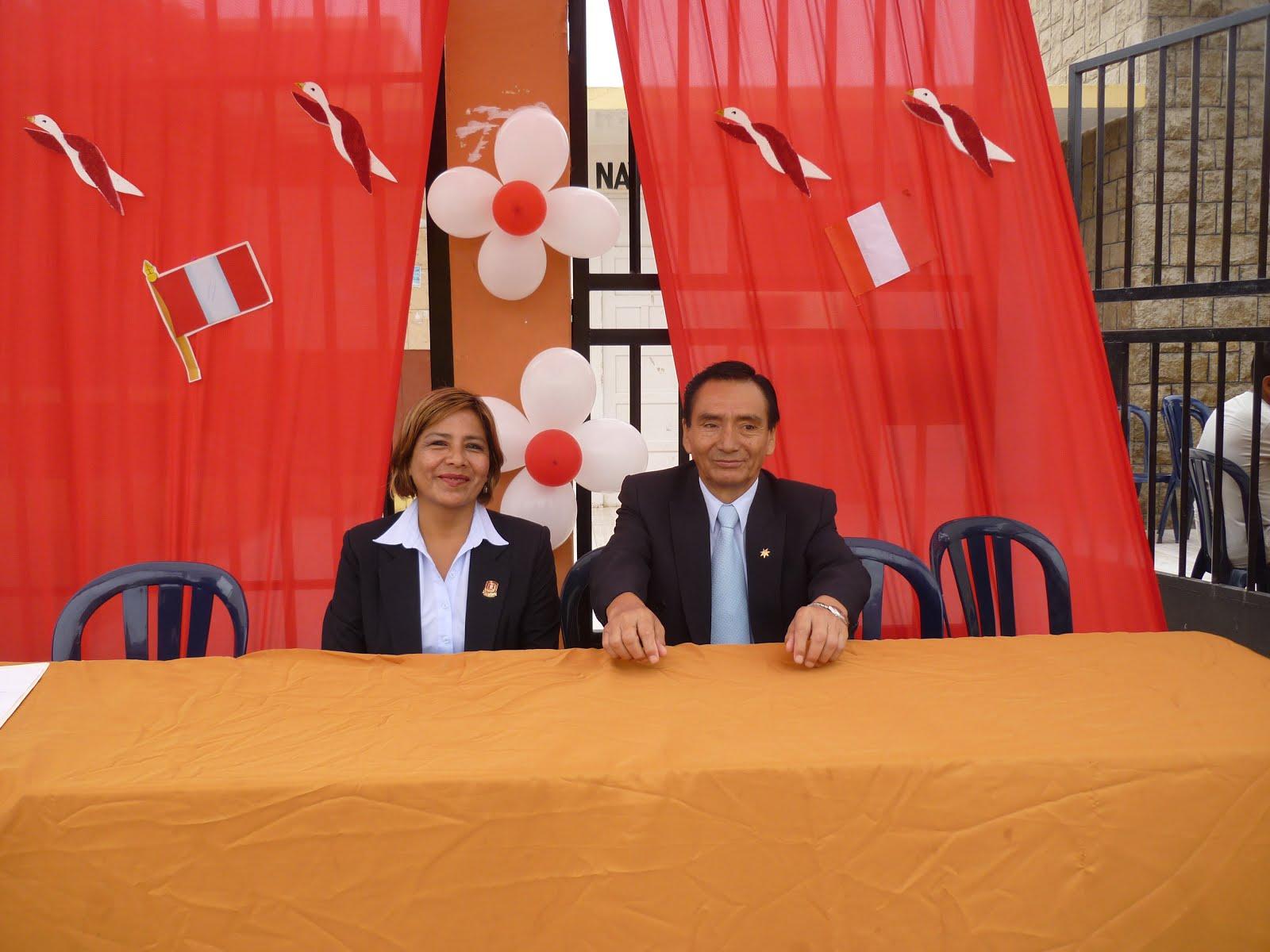 Plana Directiva 2015  Dr. José Cueva Quiroz y Mg Doris Salvatierra Díaz.