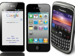 Smartphones--