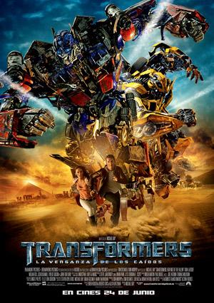 Transformers 2 : La venganza de los caidos (2009) – Castellano Online