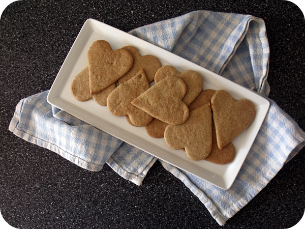 Alissa Evelyn Vanilla Honey Cut Out Cookies