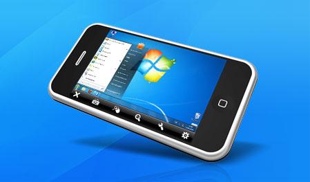 Ingresa a tu Pc desde cualquier sitio vía internet en tu celular