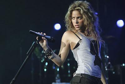 Concierto Shakira Santa Cruz entradas