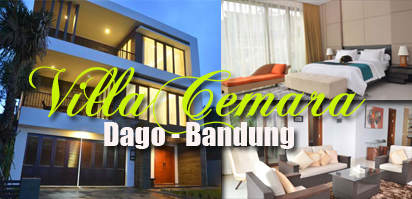 Cemara Villa Dago Bandung