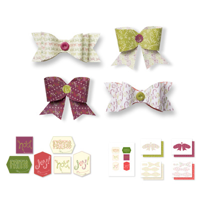Stampin' Up! Holiday Wrap Kit - Digital Download