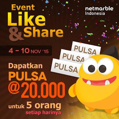 Info-Kuis-Kuis-Like-dan-Share-Netmarble