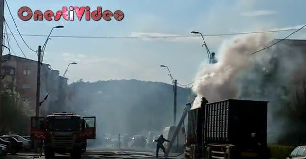 Incendiu Autotren