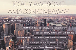 Amazon Giveaway!