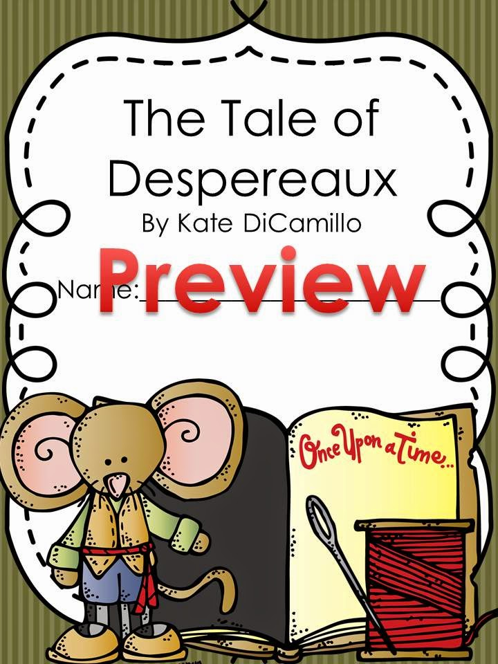 book review despereaux