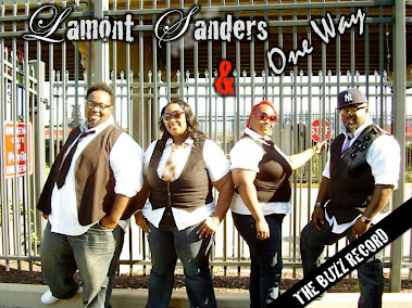 "CNJC Members - Recording Artist ""Lamont Sanders & One Way"""