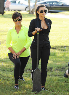 Kim Kardashian attends Miami Dragon Boat Festival 2012