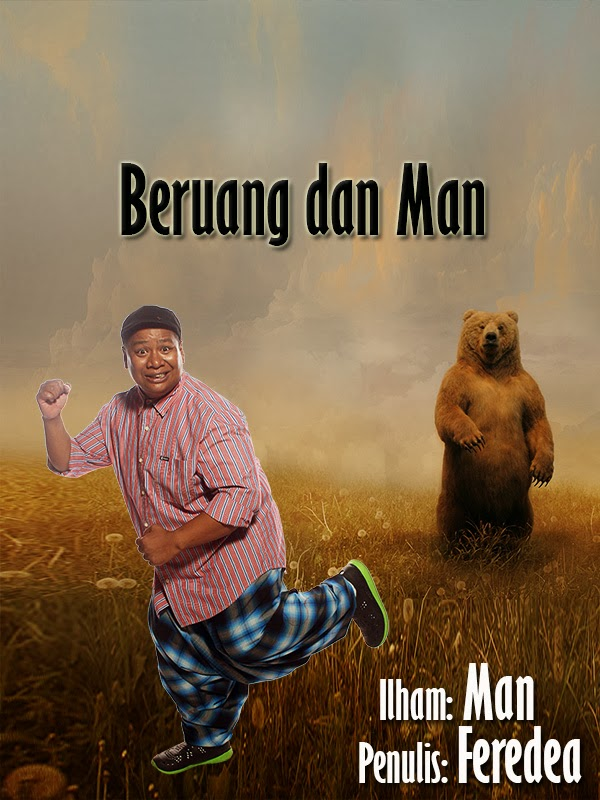 My Collaboration Novel With Man Raja Lawak