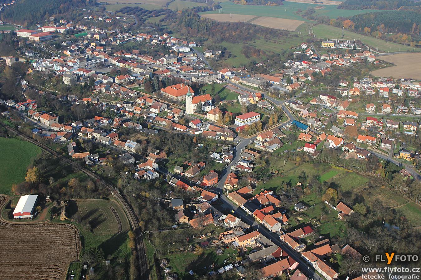 město Konice