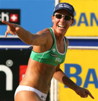 Ana Paula Volleyball http://femalebeachvolleyballcling.blogspot.com/2012/03/female-beach-volleyball-ana-paula.html