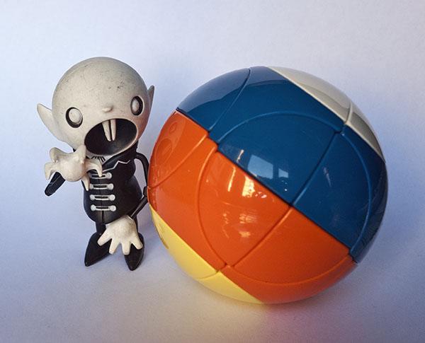 marusenko Sphere Puzzle rubik Nosferatu