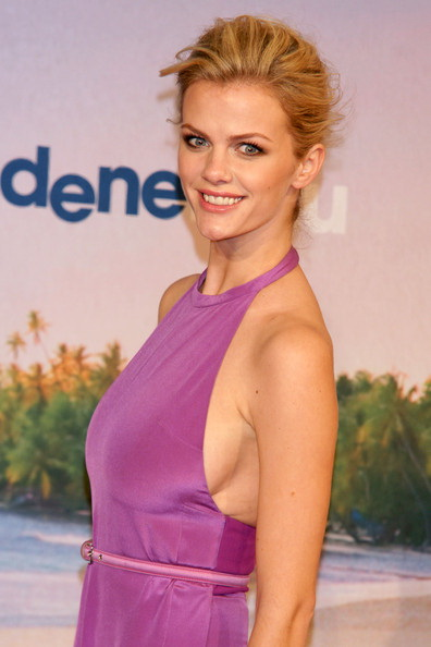 brooklyn decker just go with it. Brooklyn Decker in MaxMara
