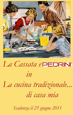 "Partecipo al contest di ""Cassata"""