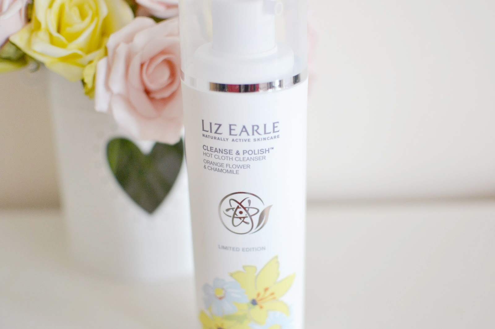 Liz Earle Orange Flower and Chamomile Cleanser
