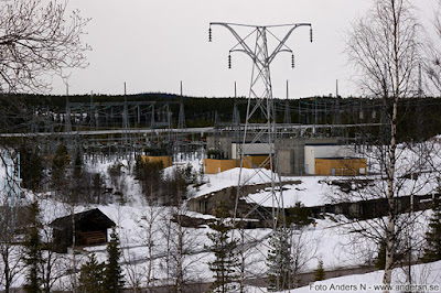Porjus kraftstation