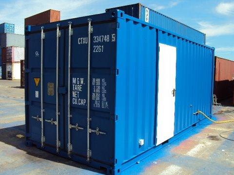 transformation container habitation conteneur tcsi. Black Bedroom Furniture Sets. Home Design Ideas