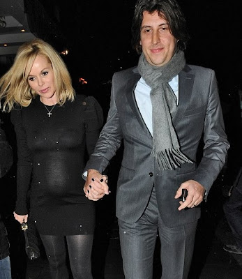 article 2054967 0E947B7E00000578 362 Amanda Holden and husband Chris Hughes