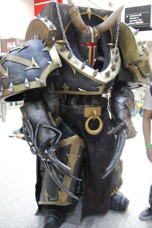 Cosplay and LARP in 40k 298092_1600505269727_1748914154_795738_256521015_n