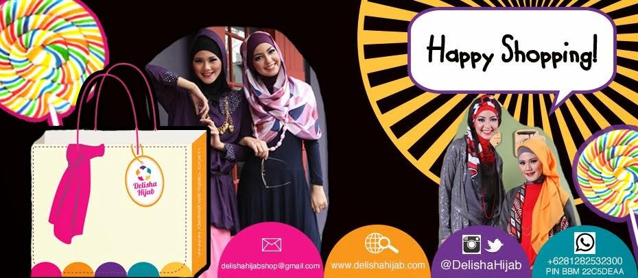 Delisha Hijab Indonesia - Online Store